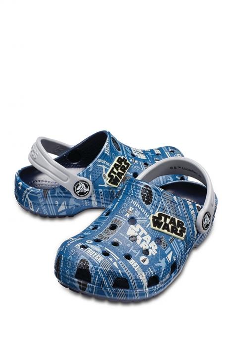205004 Crocs Star Wars Clog Çocuk Sandalet 22-30 NAVY