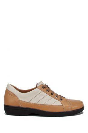 205080 Ganter Anatomik Kadın Deri Ayakkabı 3,5-9