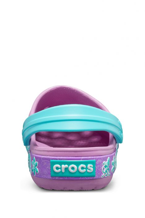 205491 Crocs Çocuk Sandalet 22-35 VIOLET