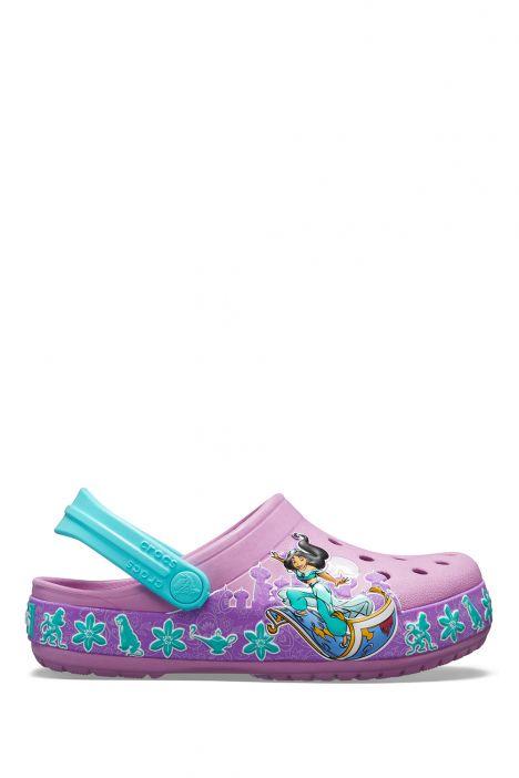 205491 Crocs Çocuk Sandalet 22-35 Mor / Violet
