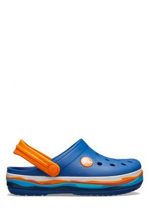 205697 Crocs Çocuk Sandalet 22-35 BLUE JEAN