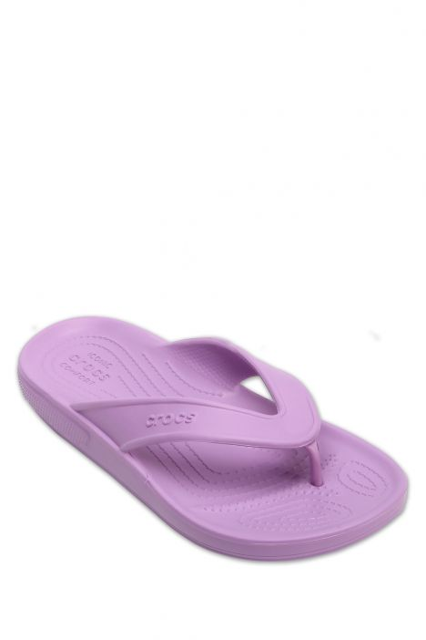 206119 Crocs Classic Flip Kadın Terlik 36-39 Orchid - Mor