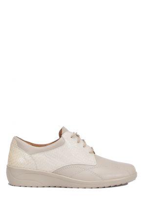207611 GanterAnatomik Kadın Deri Ayakkabı 2,5-8