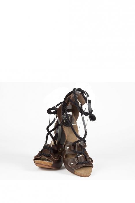 22490 Scholl Fanny Kadın Ayakkabı 35-40 Kahverengi / Brown