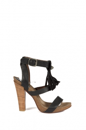 22497 Scholl Morgana Kadın Ayakkabı 35-40 Siyah / Black