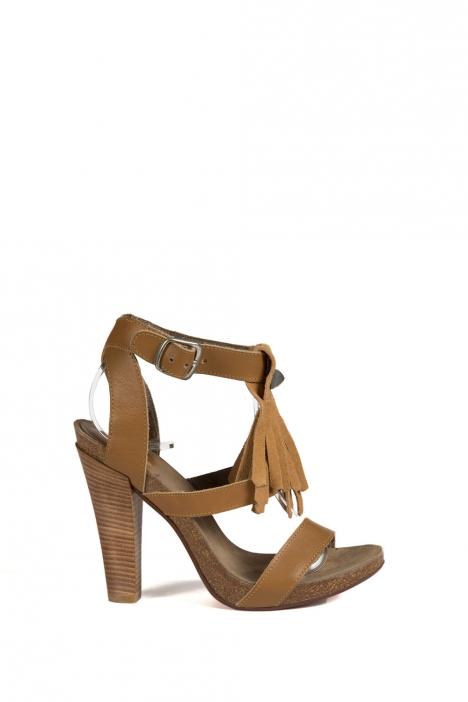 22497 Scholl Morgana Kadın Ayakkabı 35-40 TAN