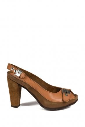 22667 Scholl Deste Kadın Topuklu Ayakkabı 35-40