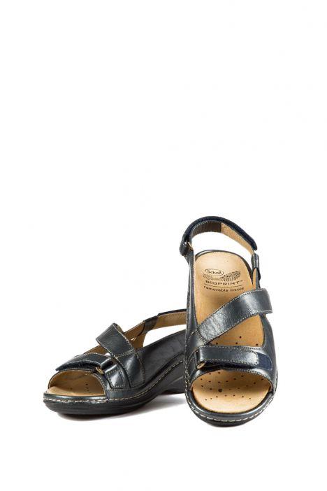 22918 Scholl Nascira Kadın Sandalet 35-42 Mavi / Blue