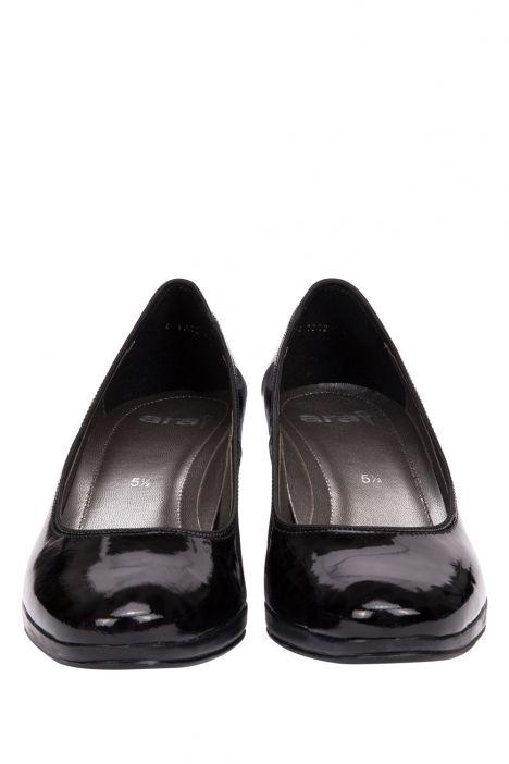 23402 Ara Kadın Topuklu Ayakkabı 3-7,5 SAVANNA LACK.SCHWARZ - 01LS