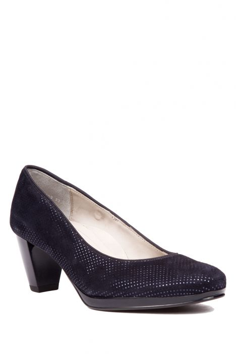 23402 Ara Kadın Topuklu Ayakkabı 3-7,5 MIDNIGHT - 22M
