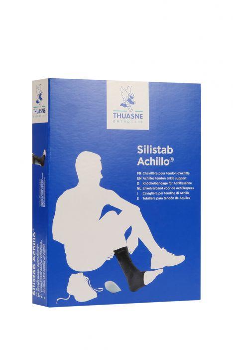 2355 Thuasne Silistab Achillo Ayak Bilekliği Beyaz / Blanc