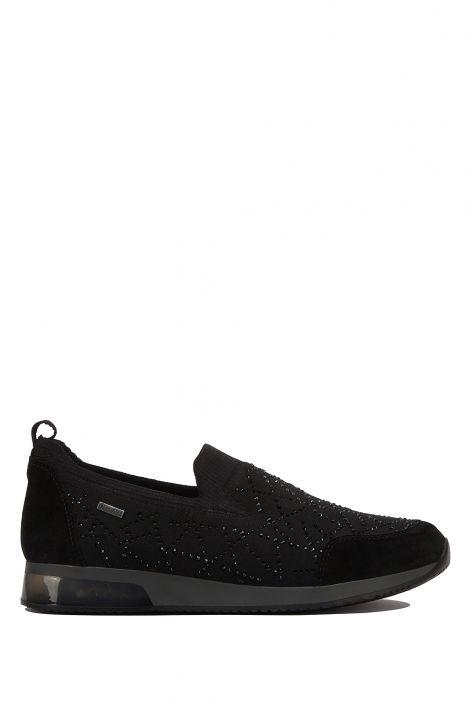 24078 Ara Kadın Gore-Tex Ayakkabı 3.5-8.0 HYD-SAM,HYD-WOV, SCHWARZ - 01HS