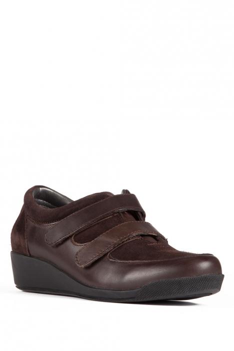 25232 Poa Scholl Kadın Ayakkabı 35-42 DARK BROWN