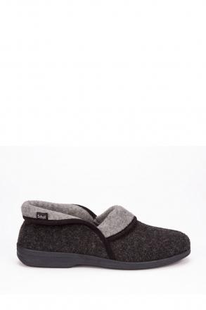 25260 Lonay Scholl Kadın Ayakkabı 35-42 Siyah / Black
