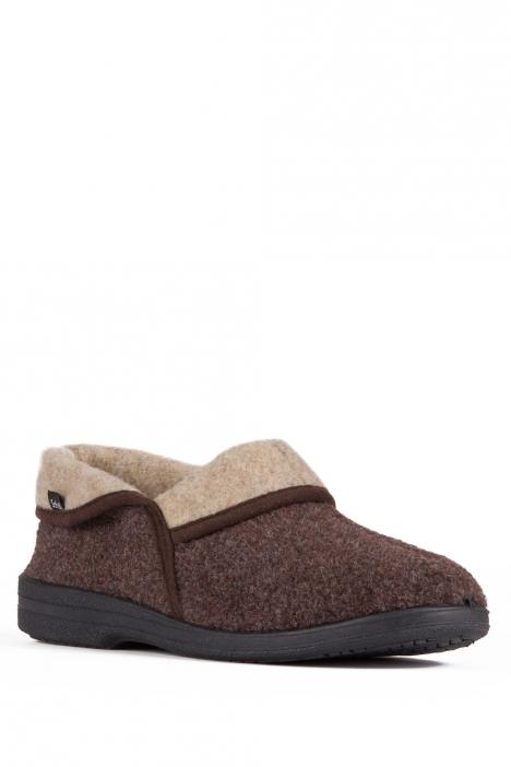 25260 Lonay Scholl Kadın Ayakkabı 35-42 DARK BROWN