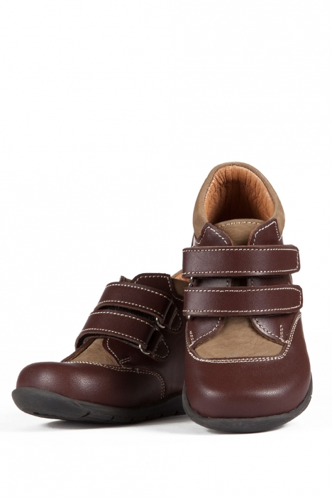 254 Kalite İlk Adım Çocuk Ayakkabısı 19-23 KAHVE