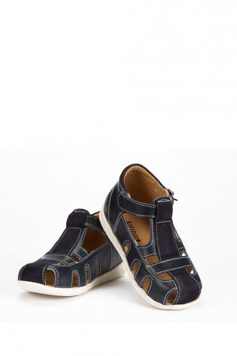255 Kalite İlk Adım Çocuk Ayakkabısı 19-30 Lacivert / Navy