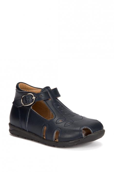 256 Kalite İlk Adım Çocuk Ayakkabısı 19-24 Lacivert / Navy