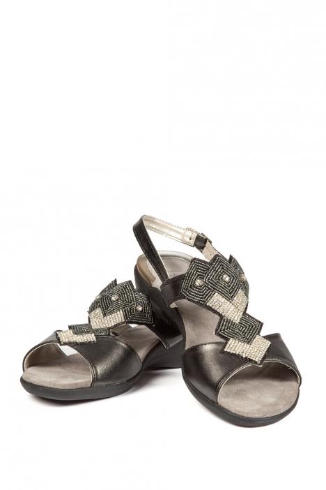 25665 Scholl Sesan Kadın Sandalet 35-41 PEWTER
