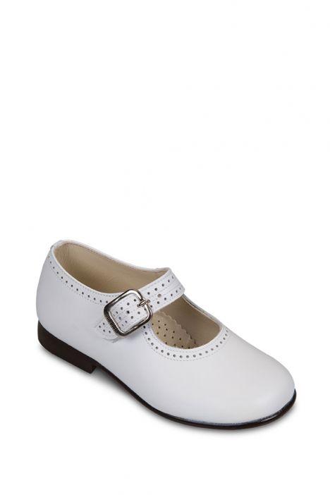 27098 Chiquitin Çocuk Ayakkabı 24-29 Beyaz / Blanc