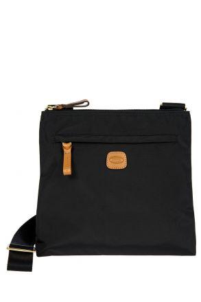 2733 Bric's X-Bag Omuz Çantası 27x25x4 cm Siyah / Black