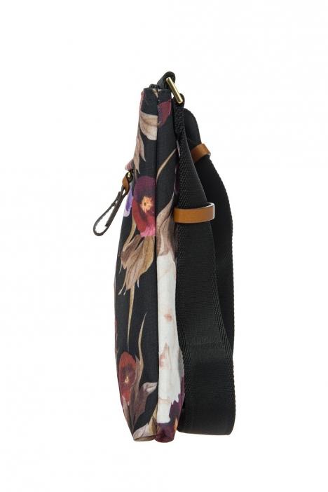 2733 Bric's X-Bag Omuz Çantası 27x25x4 cm FLOWER