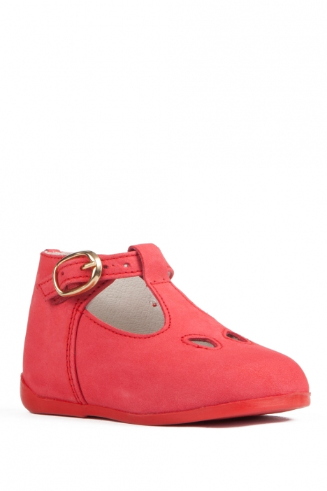 28 Chiquitin İlk Adım Çocuk Ayakkabısı 17-22 NU.ROJO