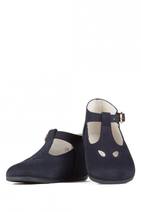 28 Chiquitin İlk Adım Çocuk Ayakkabısı 17-22 NU.AZUL