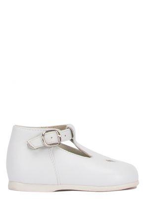 28 Chiquitin İlk Adım Çocuk Ayakkabısı 17-22 Beyaz / Bianco