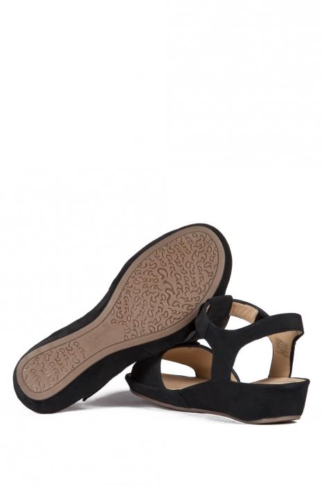 28003 Ara Kadın Nubuk Sandalet 36-41 NUBUK, RUVIDO, BLAU,NAVY - 05NRB
