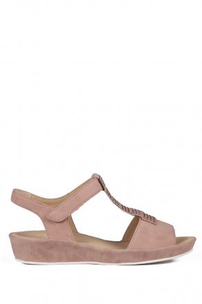 28003 Ara Kadın Nubuk Sandalet 36-41