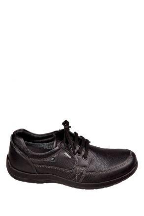 29901 Ara Gore-Tex Erkek Deri Ayakkabı 40-46 SCHWARZ - 41S