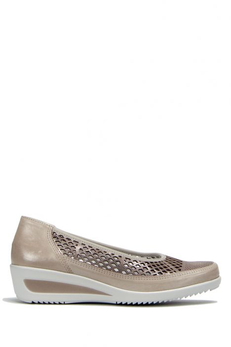 30662 Ara Kadın Ayakkabı 3,5-8 SPORCALF, GLAMKID, FOSSIL,TAUPE - 05SFP