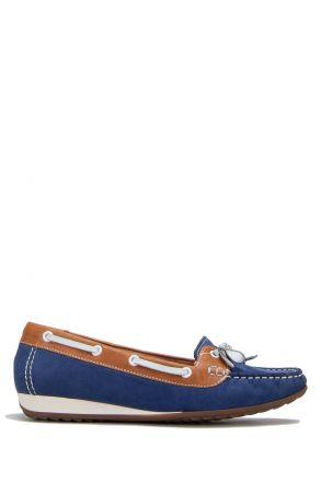 30836 Ara Kadın Ayakkabı 3,5-8,5 LAKE,SADDLE/OFFWHITE - 15L