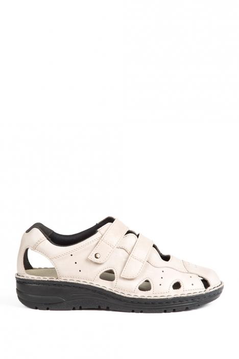 3100 Berkemann Kadın Sandalet 3.0-8.5 Beige - 766