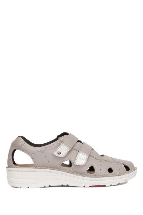 3100 Berkemann Kadın Sandalet 3.0-8.5 Sandbeige-Nappa - 760
