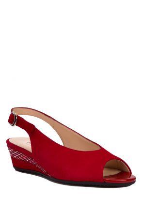 313162 Hassia Kadın Sandalet 3-6.5