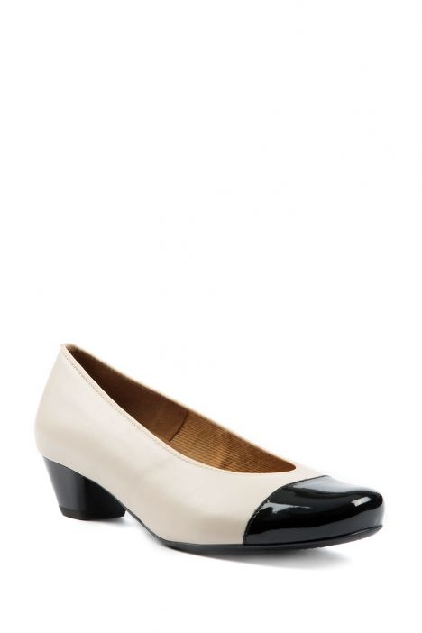 32092 Ara Kadın Topuklu Ayakkabı 3,5-8 SCHWARZ,MARMOR - 05SM