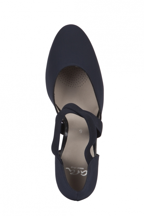 33439 Ara Kadın Topuklu Ayakkabı 3-7 TESSUTO, BLAU - 62TB