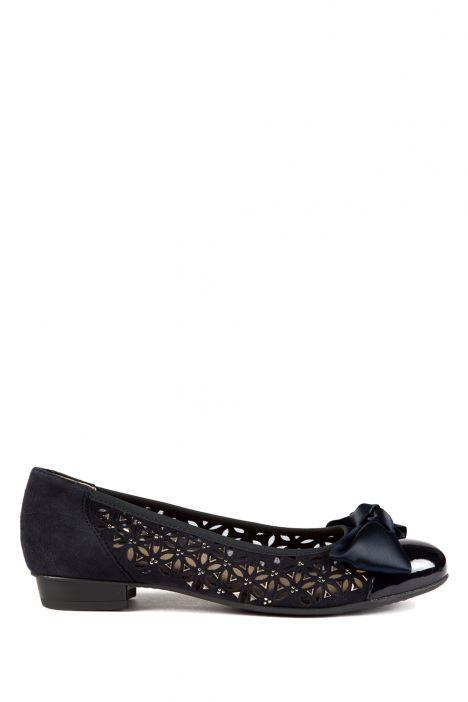 33757 Ara Kadın Ayakkabı 3-8 BLUE VERNİCE - 02BV