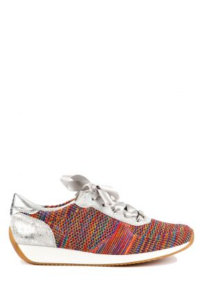 34027 Ara Kadın Spor Ayakkabı 3-8 REGGEA-MULTI,SILBER - 34