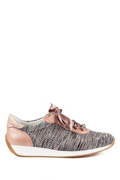 34027 Ara Kadın Spor Ayakkabı 3-8 PUDER-MULTI,PUDER - 35