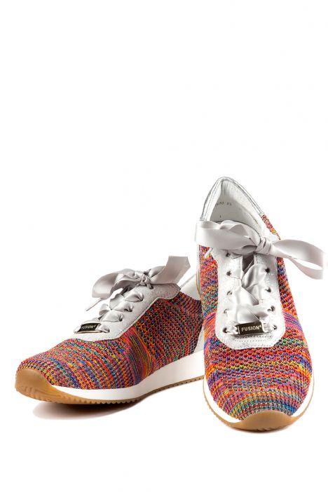34027 Ara Kadın Ayakkabı 3-8 REGGEA-MULTI,SILBER - 34