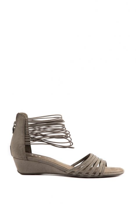34112 Ara Kadın Deri Sandalet  3-8 TAUPE - 06T