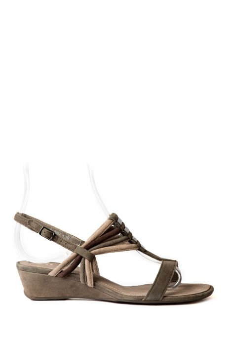 34118 Ara Kadın Sandalet 3-8 ALPACA,GRIGIO/TUNDRA - 06AGT