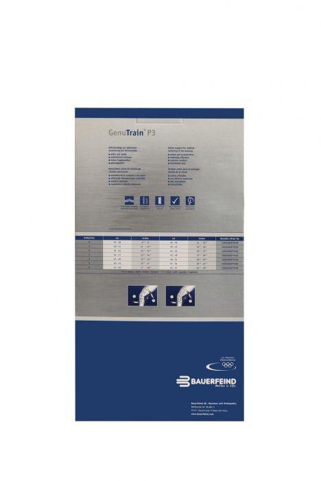 3431 GENU TRAIN-P3 DIZLIK Sağ-Sol / 1-6 SAG