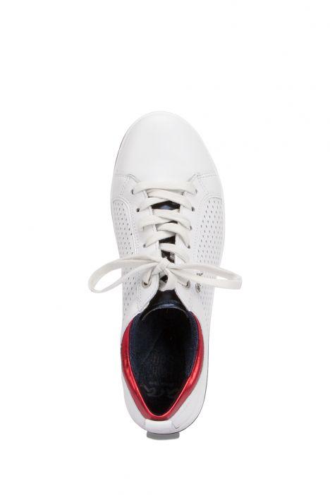 34436 Ara Kadın Ayakkabı 3.0-8.0 WEISS, BLAU/ROT - 06WBR
