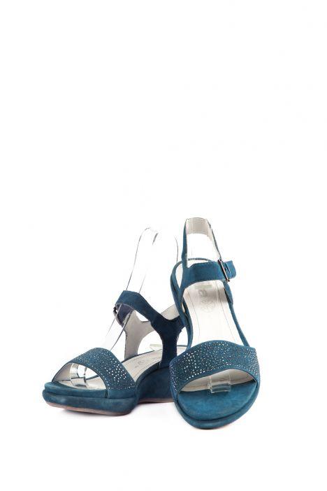 35343 Ara Kadın Süet Sandalet 3 - 8 INKABLAU - 05IB