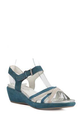 35355 Ara Kadın Nubuk Sandalet 3 - 8