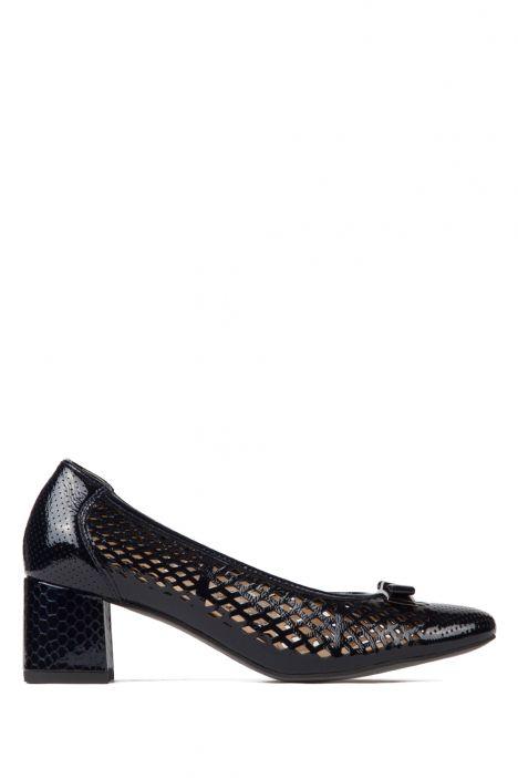 35570 Ara Kadın Rugan Ayakkabı 3-8 VERNICE,BLUE - 68VB